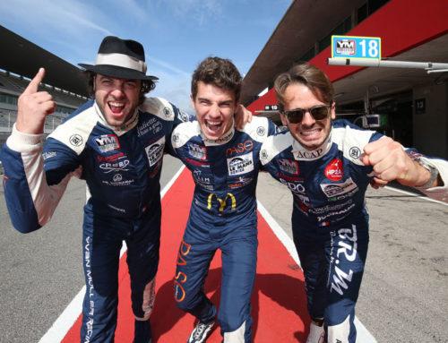 Alexandre Cougnaud et Romano Ricci visent les sommets à Road To Le Mans