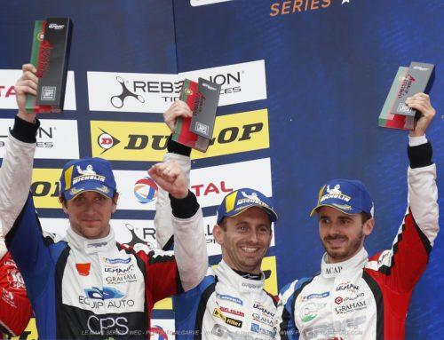 Communiqué Officiel – 3ème de l'European le Mans Series 2019