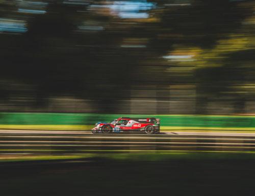 Round 4 – Monza : Communiqué officiel